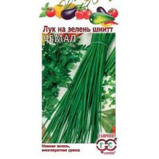 Лук Шнитт Чемал очень много нежной сочной зелени