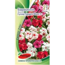 Цветы Барвинок Супер Гарден Микс(Luxury Line)цветок любви и богатсва