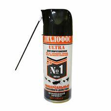 Аэрозоль Дихлофос № 1 б/запаха от летающих и ползающих насеккомых 600мл