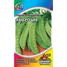 Горох Амброзия сахарный ХИТх3/Гавриш