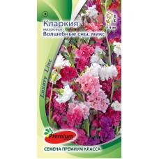 Цветы Кларкия Волшебные сны микс Махровая (Luxury Line)
