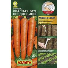 Морковь Красная без сердцевины (лента) 8м