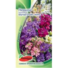 Цветы Левкой Шугар спайс микс Махровый (Luxury Line)