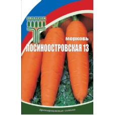Морковь Лосиноостровская  (лента) 350 шт