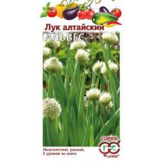 Лук Альвес Алтайский Многолет два урожая за сезон Гавриш