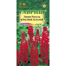 Люпин Красное пламя многолет Гавриш