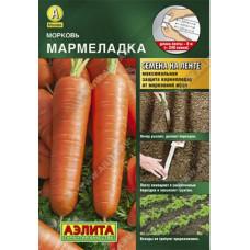 Морковь Мармеладка (лента) 8м
