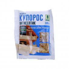 Медный купорос (антисептик-фунгицид) 100 г