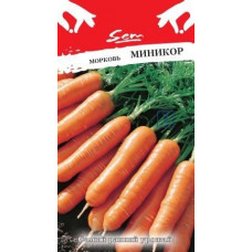 Морковь Миникор
