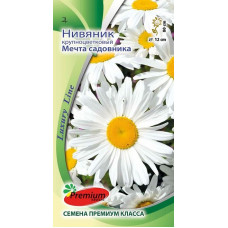 Цветы Нивяник Мечта садовника Крупноцвет (Luxury Line)