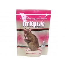 ОтКрыс мумифицирующая приманка (15 доз) 150 г