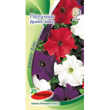 Цветы Петуния Дримс Микс F1 крупноцветковая(Luxury Line)