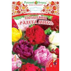Тюльпан НК Радуга микс (5шт) луковицы