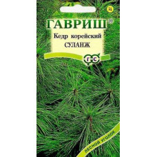 """Сад""Кедр корейский Суланж Гавриш ."