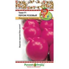 Томат Персик Розовый F1( Вкуснятина) НК 15шт