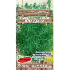 Укроп Владыка кустовой новое поколение не желтеет