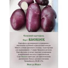 Картофель Василек 1кг