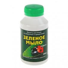 Зеленое мыло с экстрактом пихты (от насекомых и болезней) 250 мл