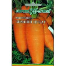 Морковь Зимний цукат (лента) Гавриш 8м